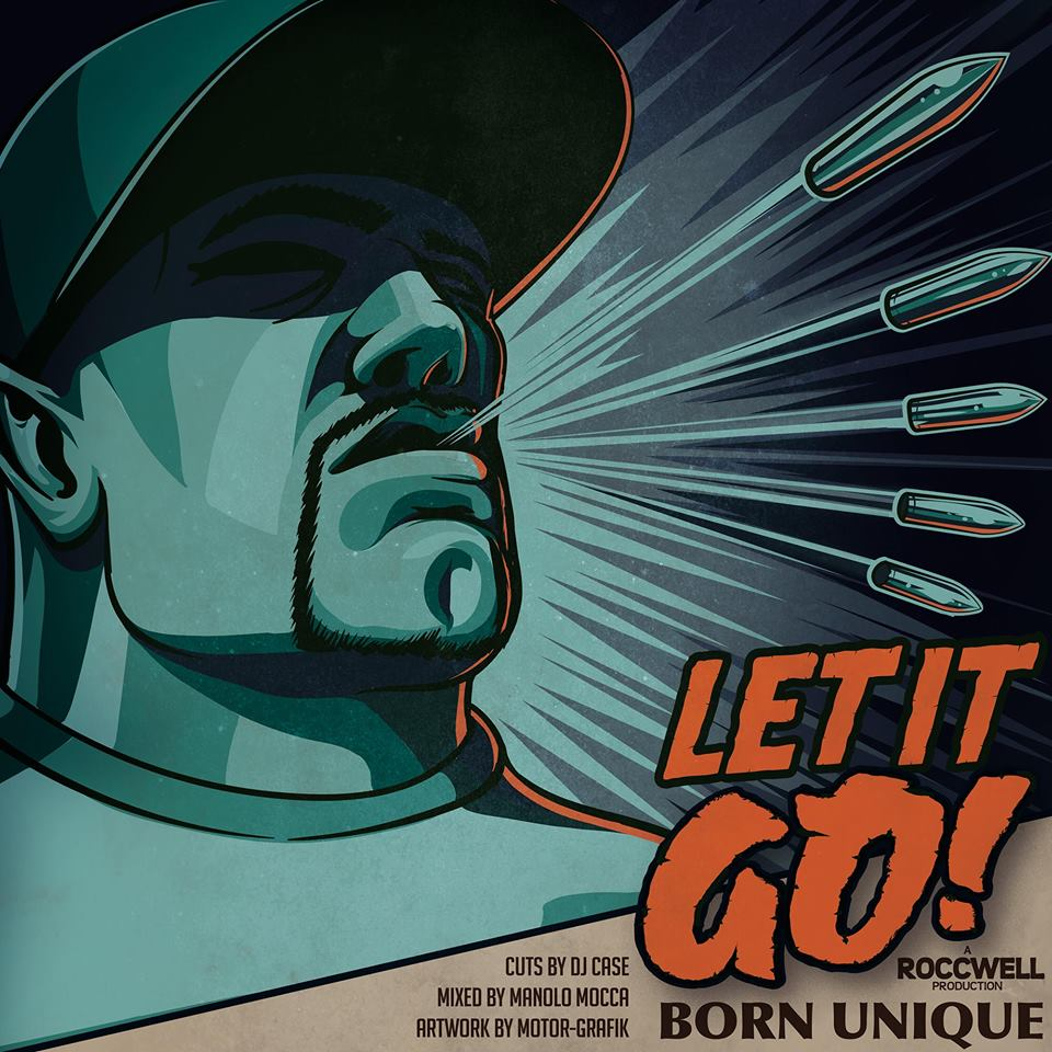 Upcoming: Roccwell feat. Born Unique - Let It Go
