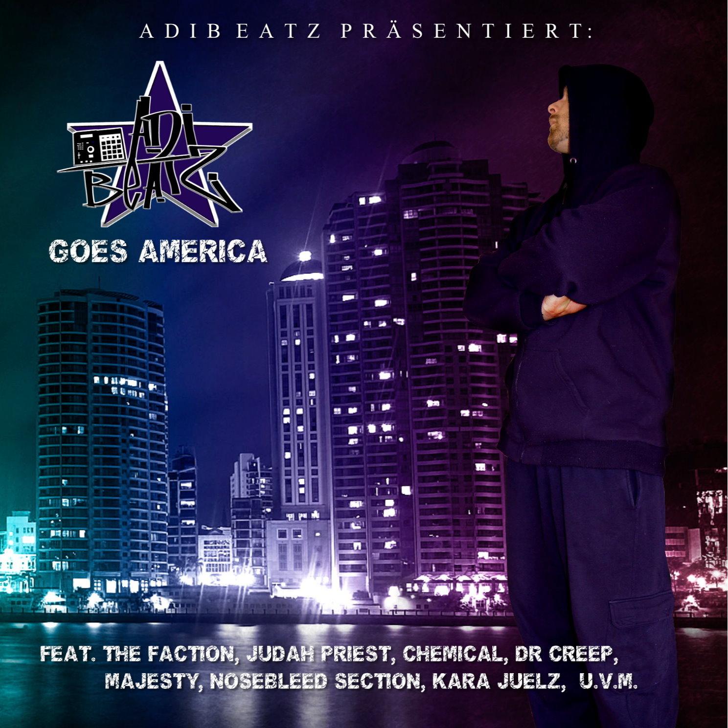 Goes America (EP)