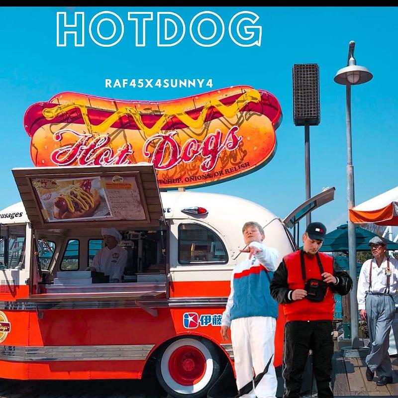 Upcoming: Raf45 - Raf45 Feat 4SUNNY4 - Hotdog