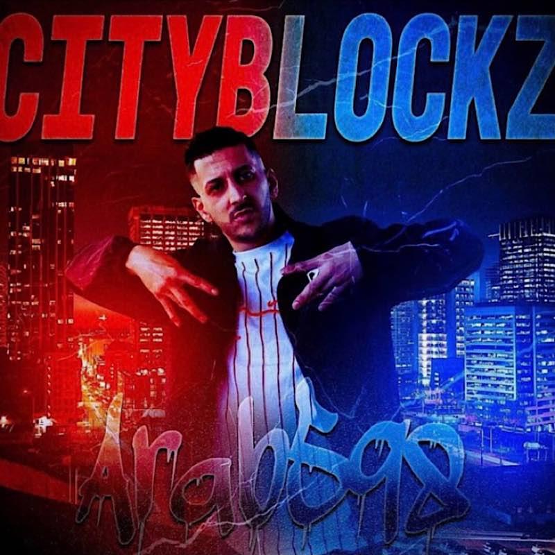 Upcoming: Arab598 - City Blockz EP