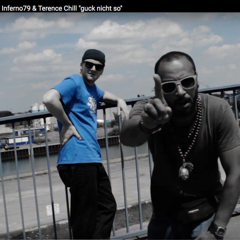 Upcoming: Inferno79 & Terence Chill - Guck Nicht So