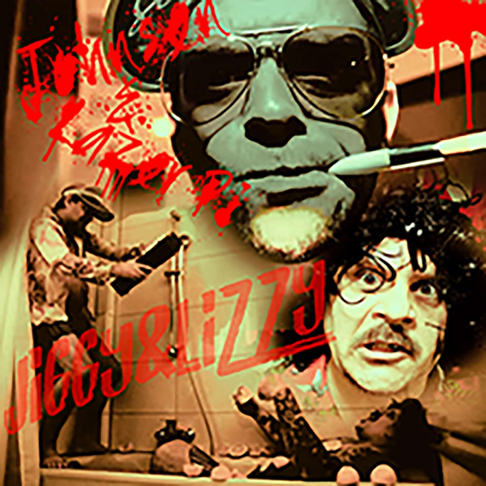 Upcoming: Hunter S. Johnsen & Lazer Pi aka Jiggi &Lizzy - Fledermausland - Junge, Steig Ein!