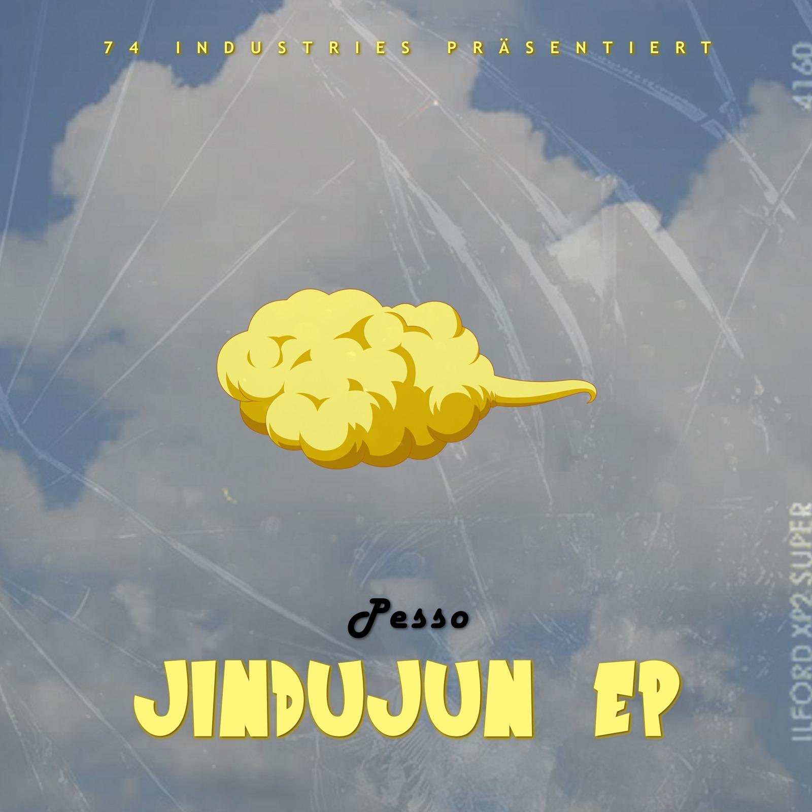 Upcoming: Pesso - Jindujun EP