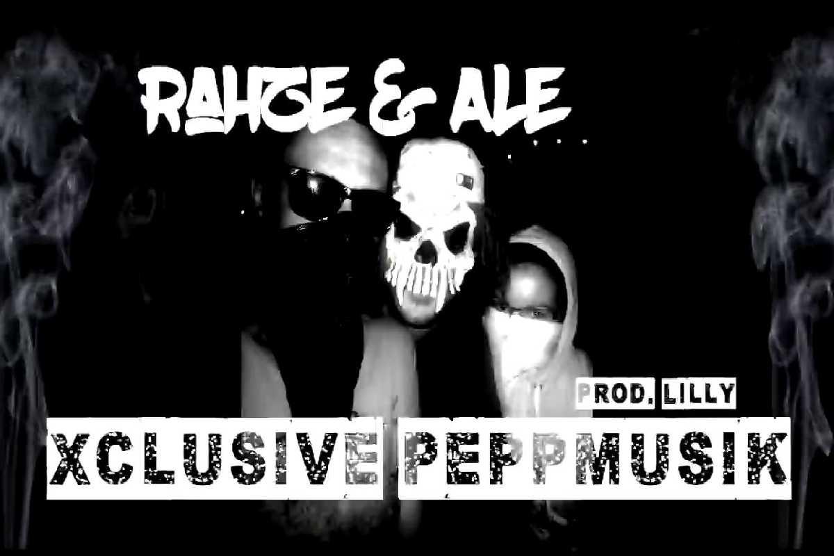 Upcoming: ALE vom Highmatplanet, Rahze - Xclusive Peppmusik
