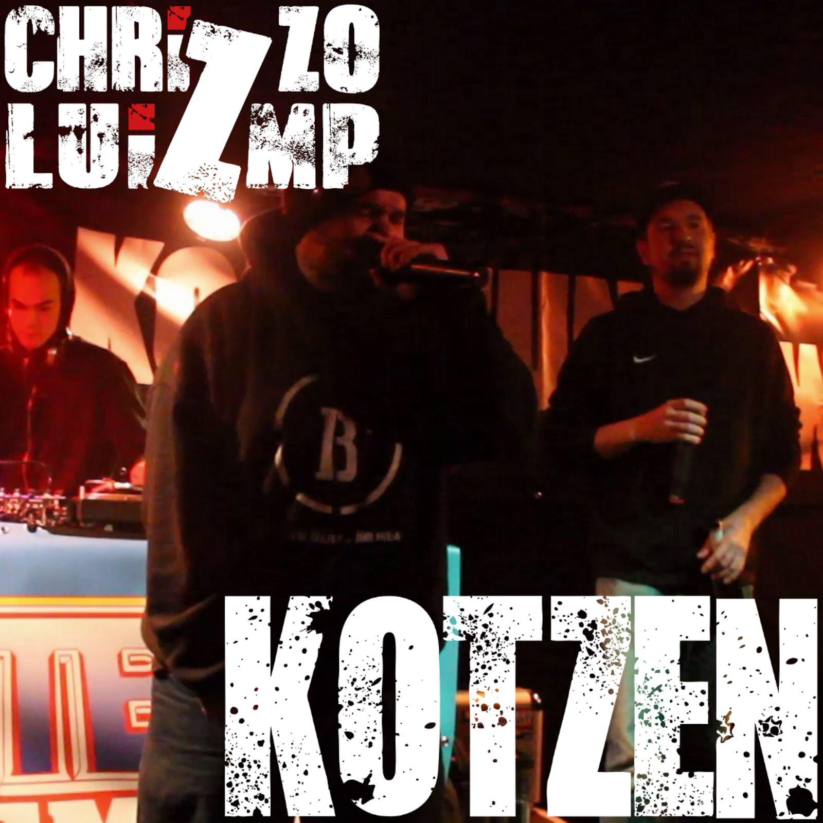 Upcoming: Chrizzo, Luiz MP - Kotzen