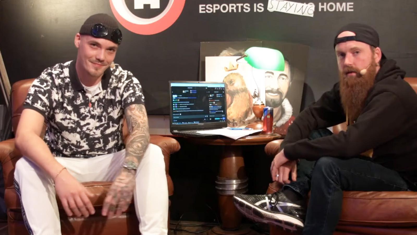 Kronkel Dom – Interview und Arcade Battle mit Toxik + Live-Auftritt @ TakeTV #AufAbstand