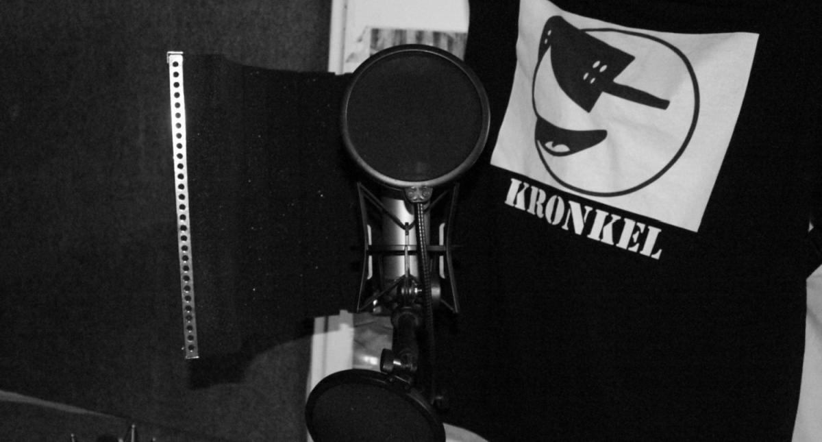 Upcoming: Kronkel Dom - Auf Die Fresse!!