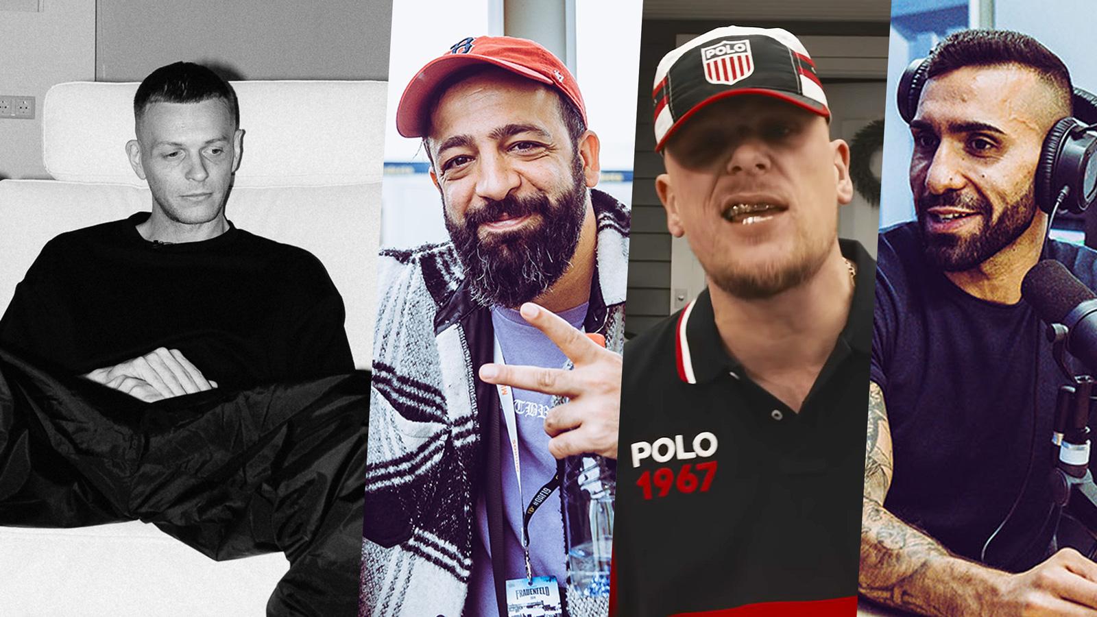 """Sorry an Rooz, Bonez & MoTrip"": Laas über Disses bei EGJ"
