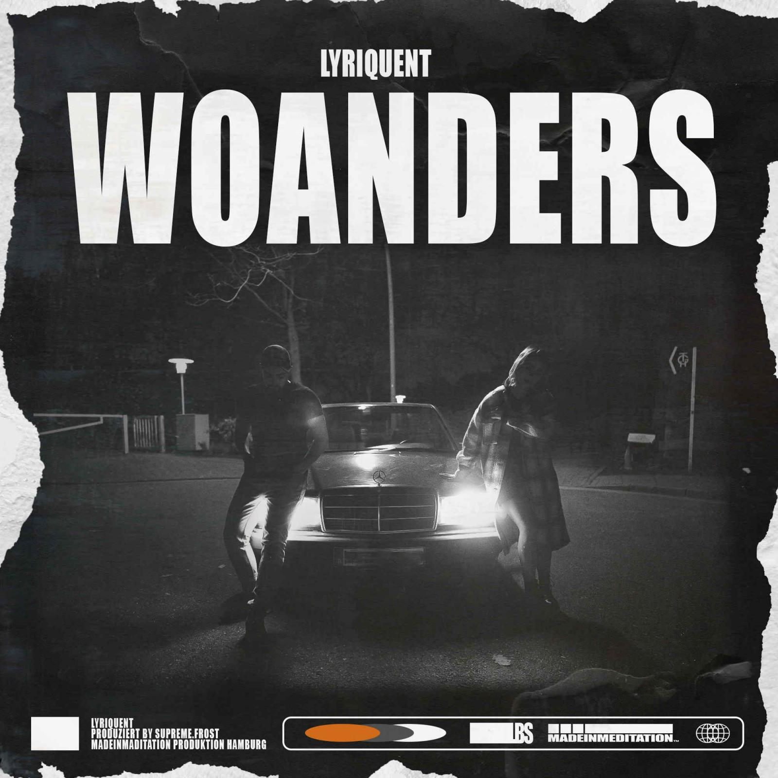 Upcoming: Lyriquent - Woanders