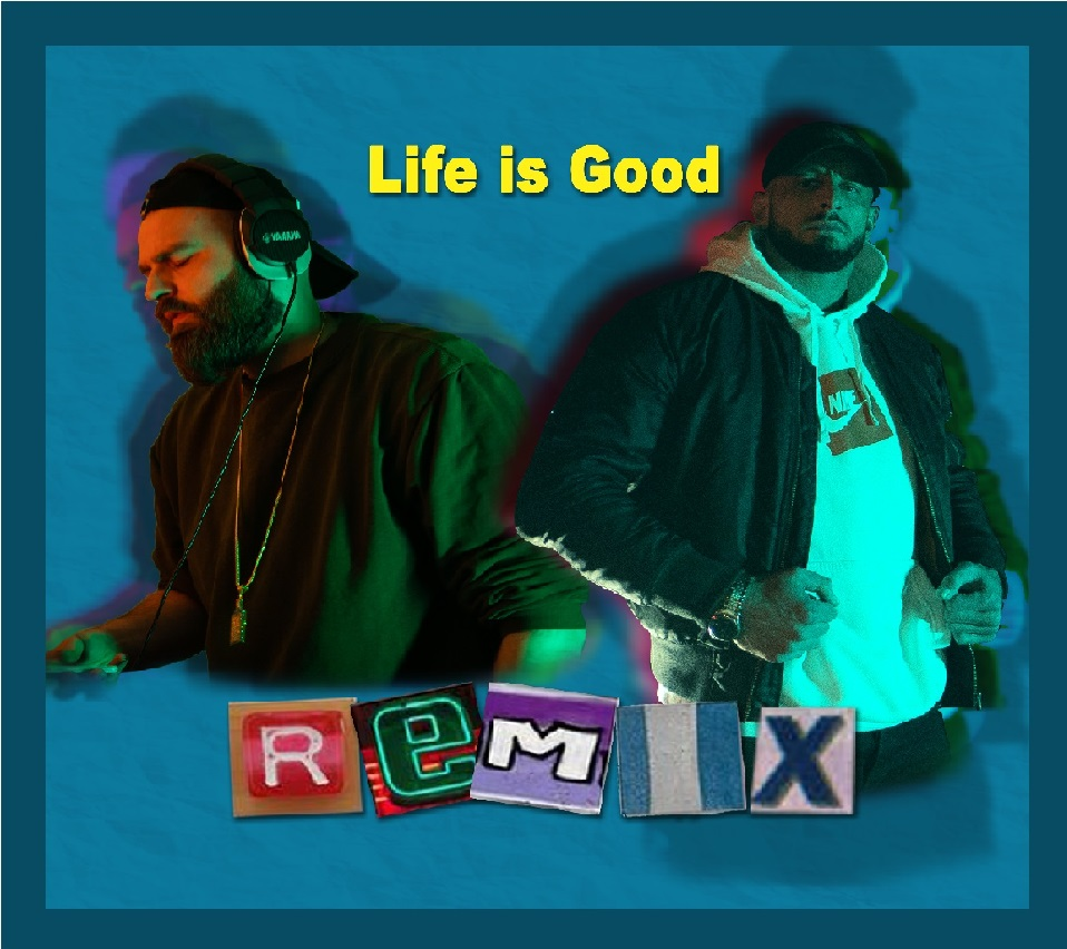 Upcoming: HOOLIO x PARDA - LIFE IS GOOD (REMIX)