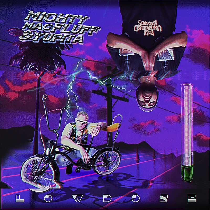 Upcoming: Mighty Mac Fluff - Lowdose