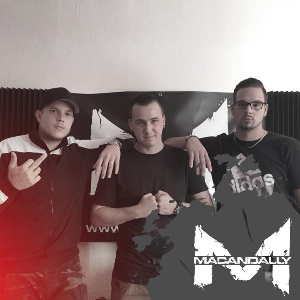 Upcoming: MACANDALLY - Echo