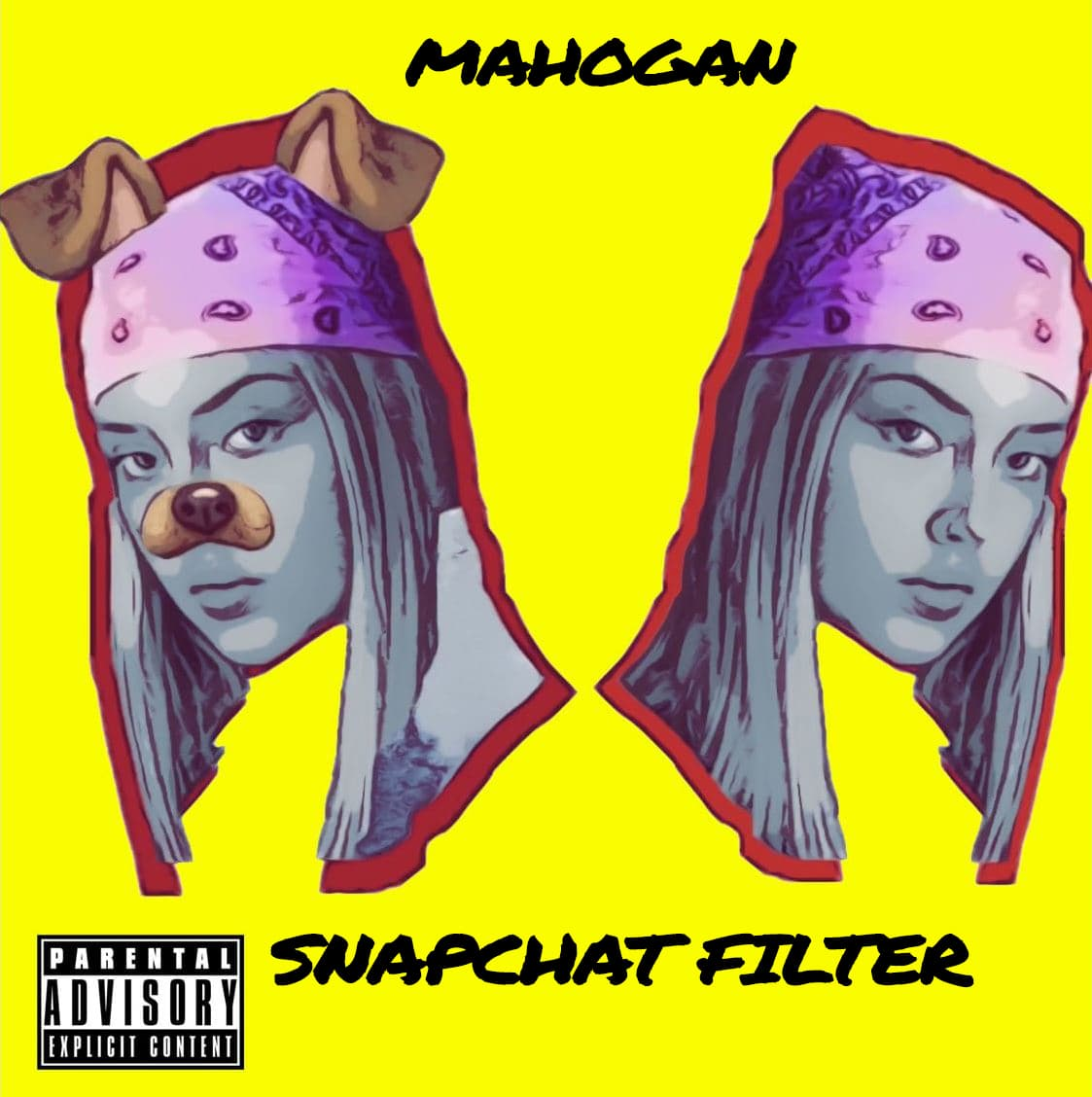 Upcoming: Mahogan - Snapchatfilter