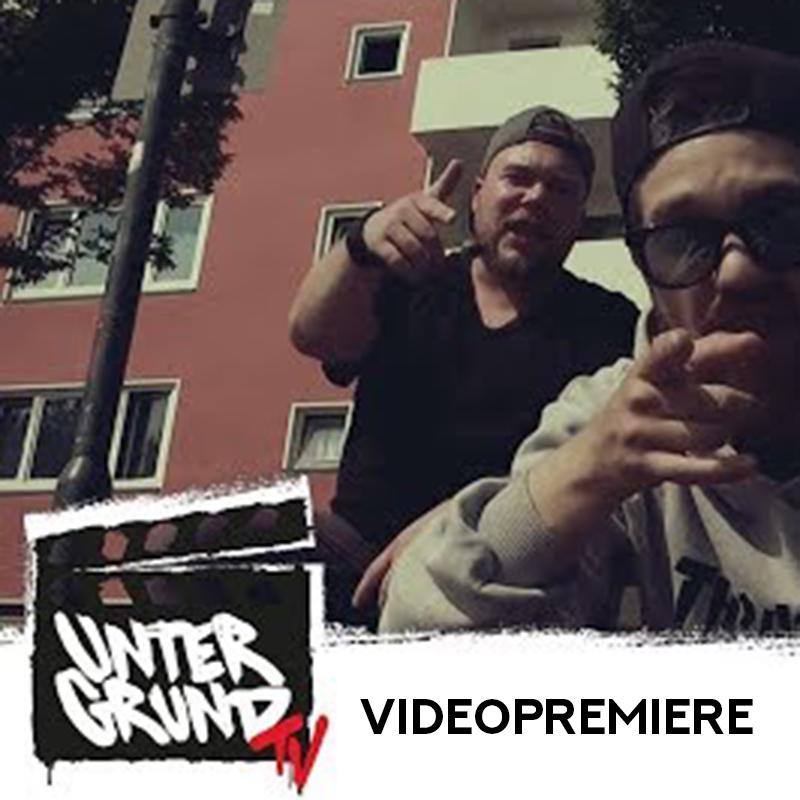 Upcoming: Marcin & Ping - Leben Eines Rappers