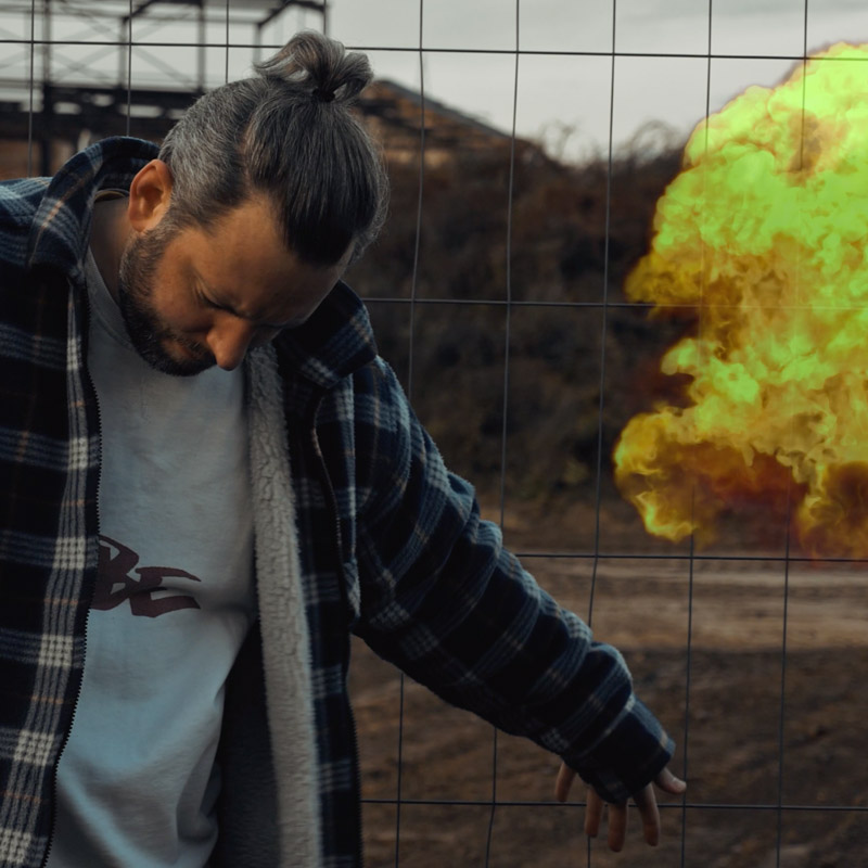 Upcoming: Amir P - Das Lied Brennt
