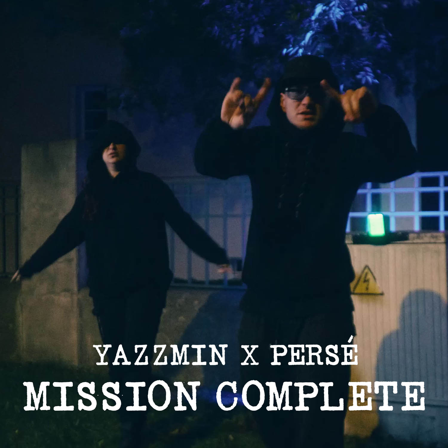 Upcoming: Persé & Yazzmin - Mission Complete [Video]