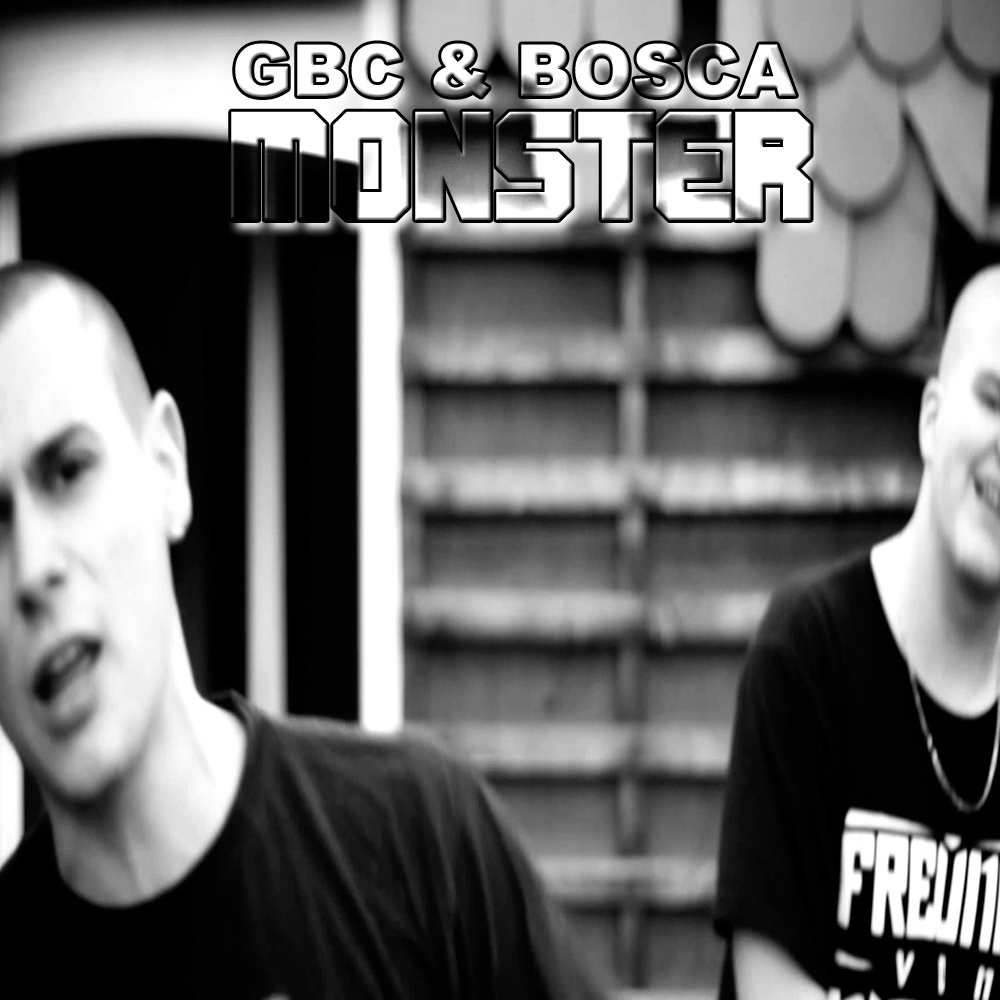 Upcoming: GBC, Bosca - Monster (Video)