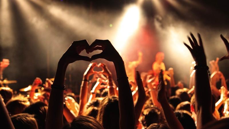 Konzert Publikum