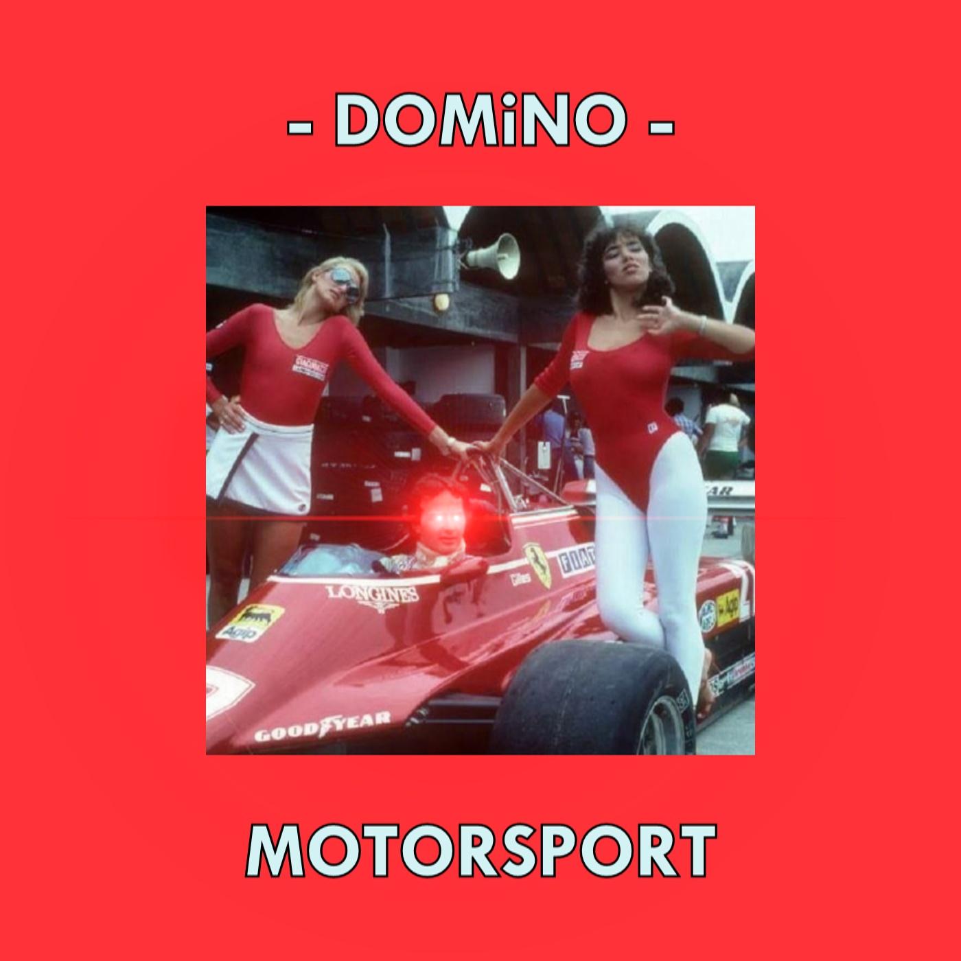 Upcoming: Domino - Motorsport [Full EP]
