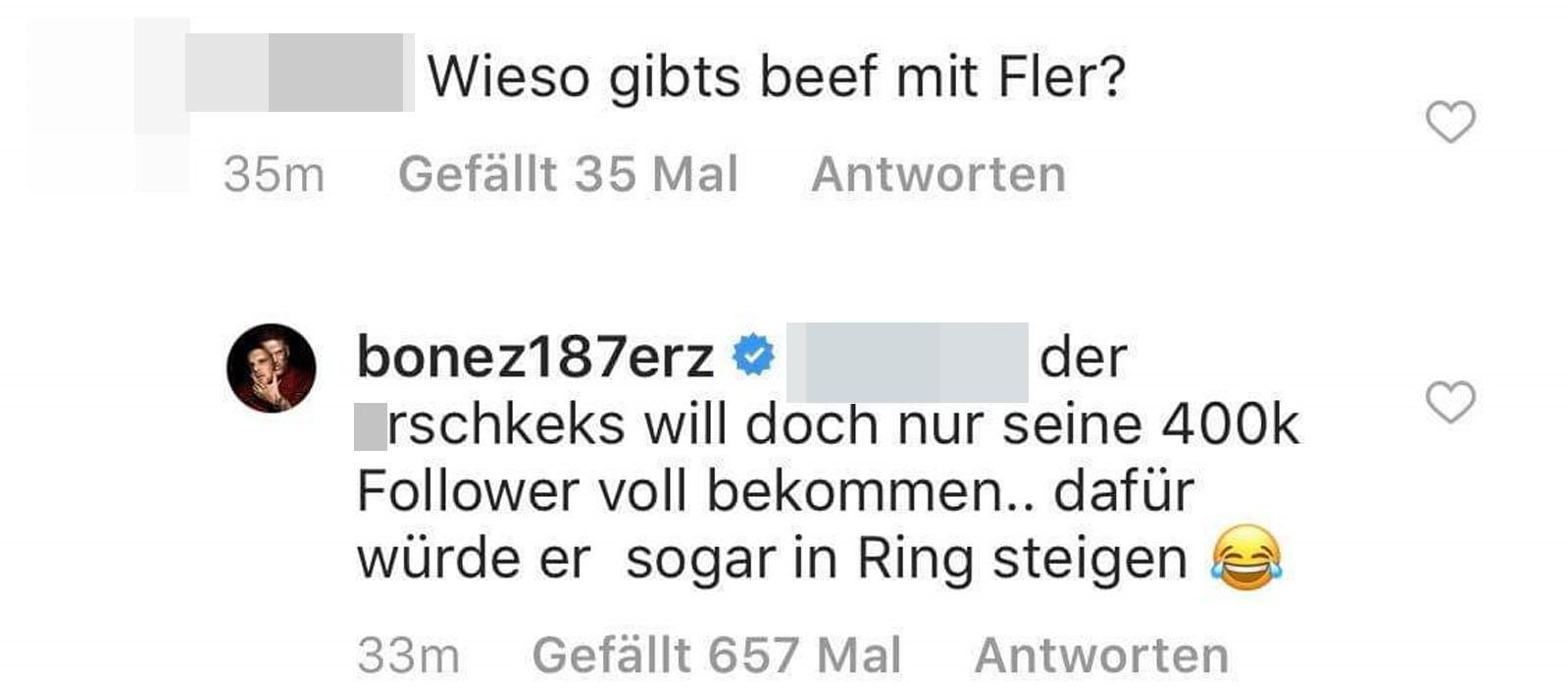 Bonez MC über Flers Beweggründe