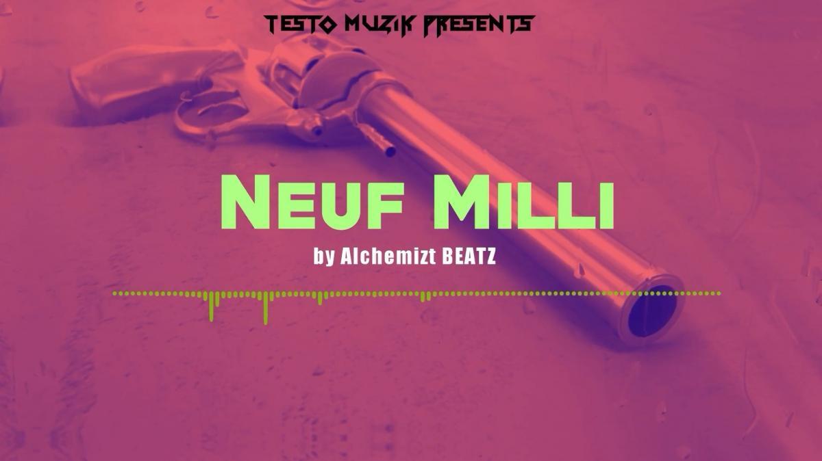 Upcoming: Alchemizt BEATZ - [FREE] Haftbefehl X Azad X Rim K Type Beat