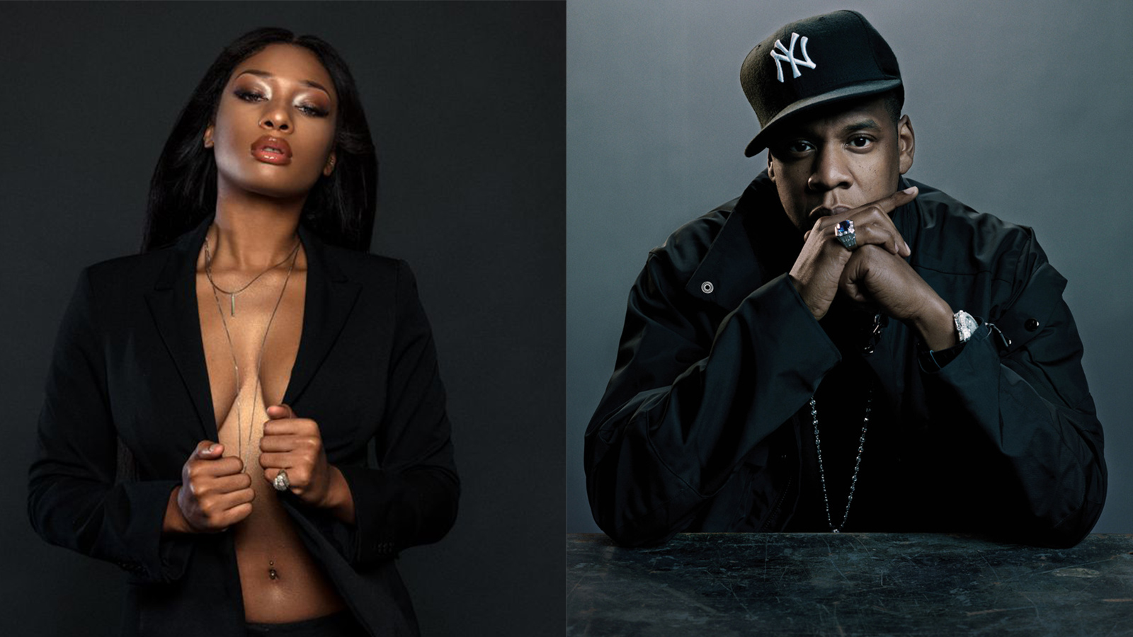Jay-Z nimmt Rapperin Megan Thee Stallion in die Roc Nation Familie auf