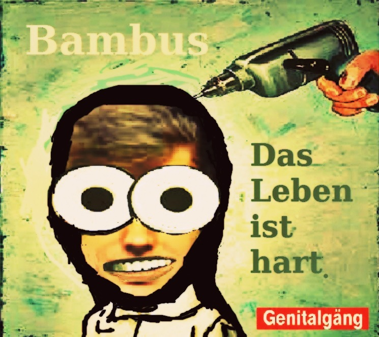 Bambus - Das Leben Ist Hart.