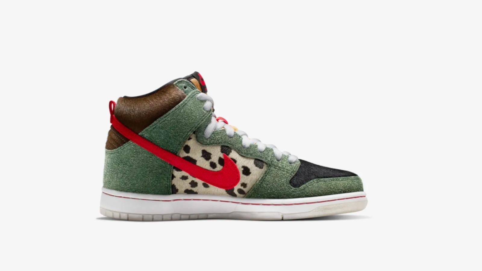 Der 420 Sneaker mit Geheimfach: Nike haut den SB Dunk im