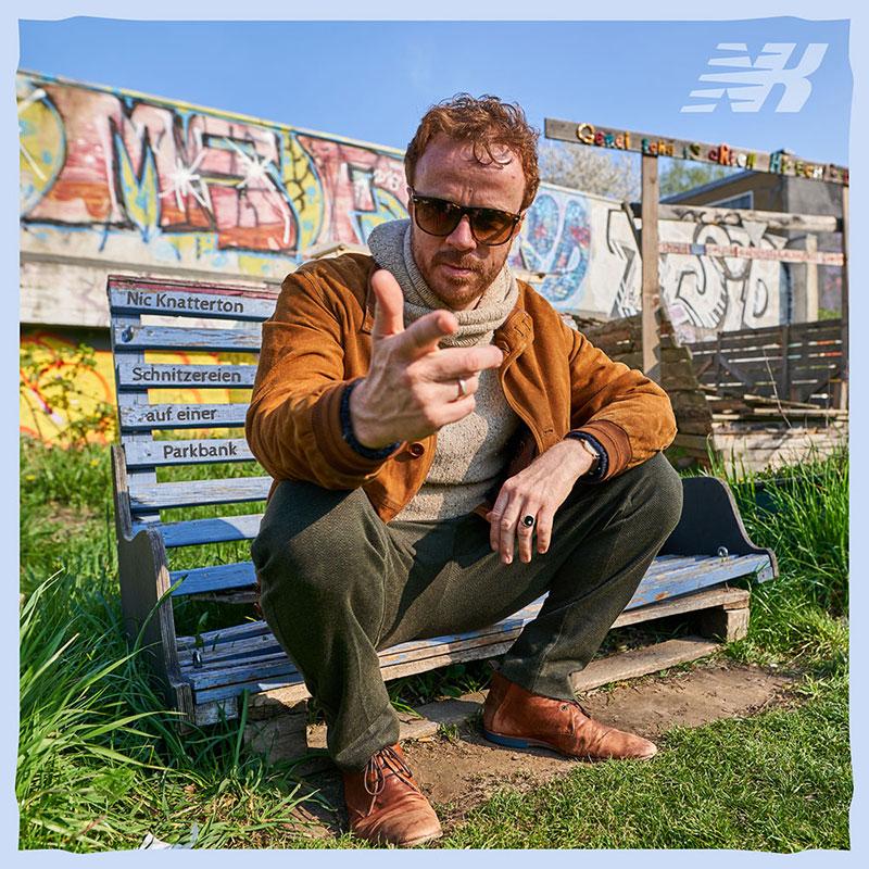 Upcoming: Nic Knatterton - Schnitzereien Auf Einer Parkbank