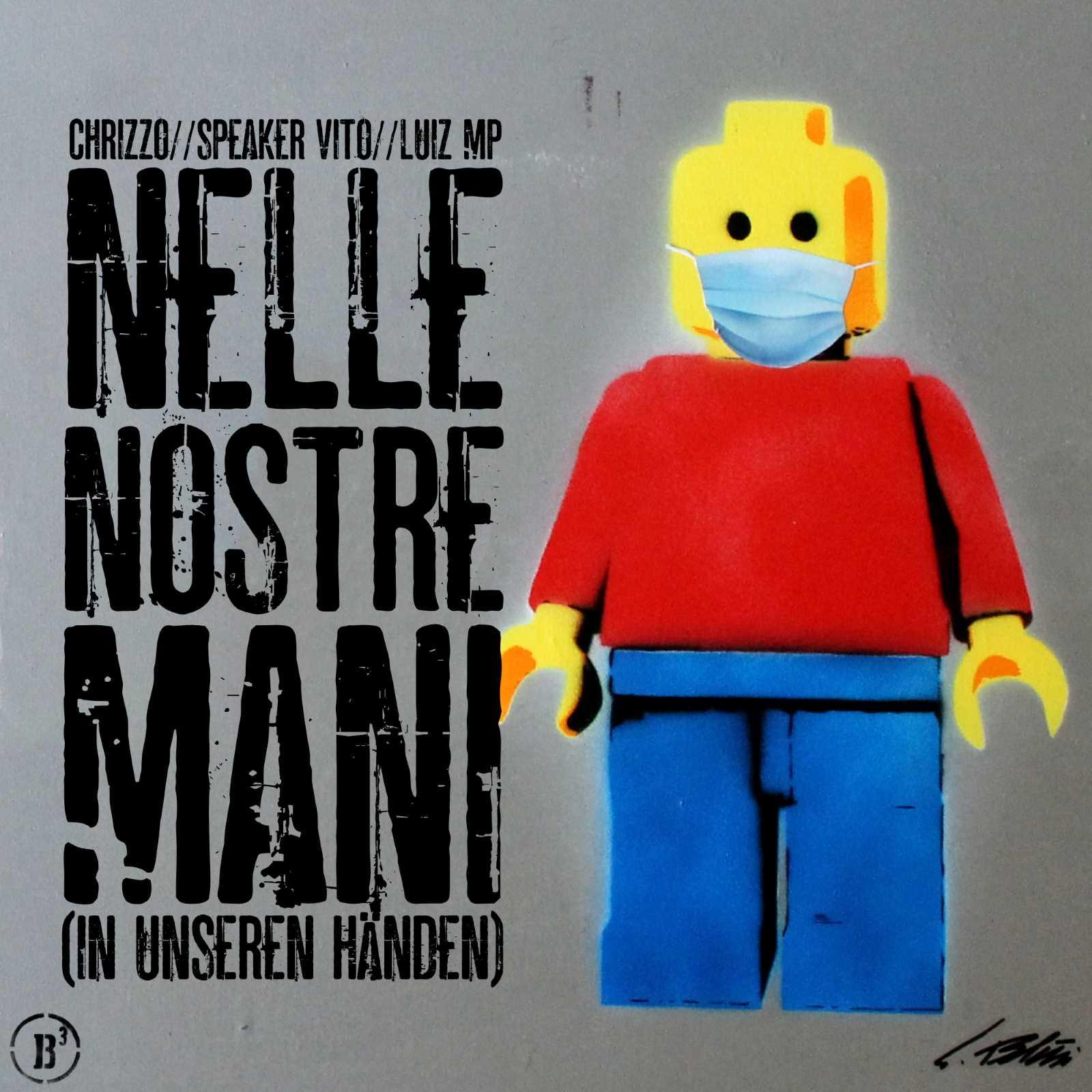 Upcoming: Chrizzo, Speaker Vito, Luiz MP - Nelle Nostre Mani (In Unseren Händen)