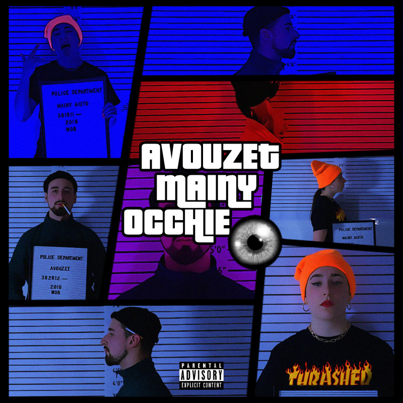 Upcoming: Avouzet, Mainy Aiuto - Occhi Neri