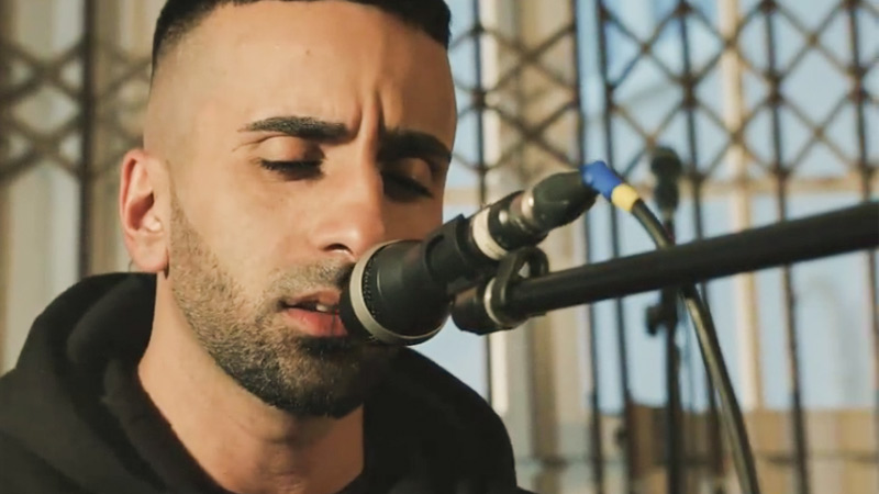 PA Sports im Unplugged-Video zu Makellos