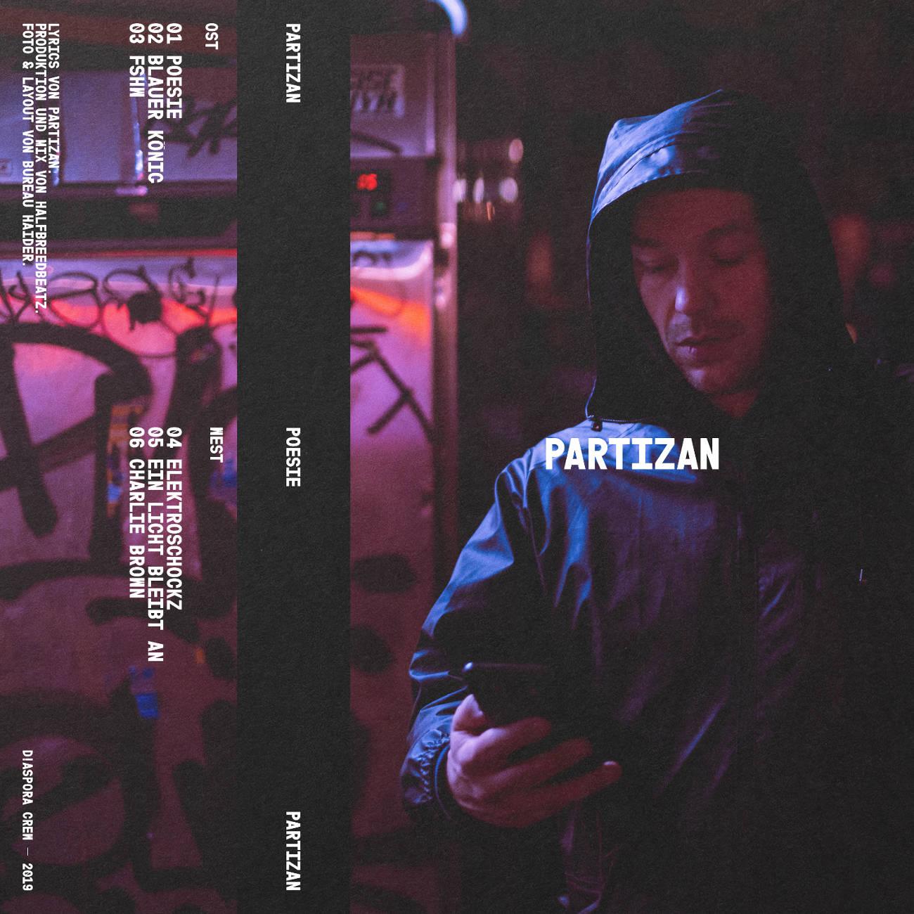 Upcoming: Partizan - Poesie