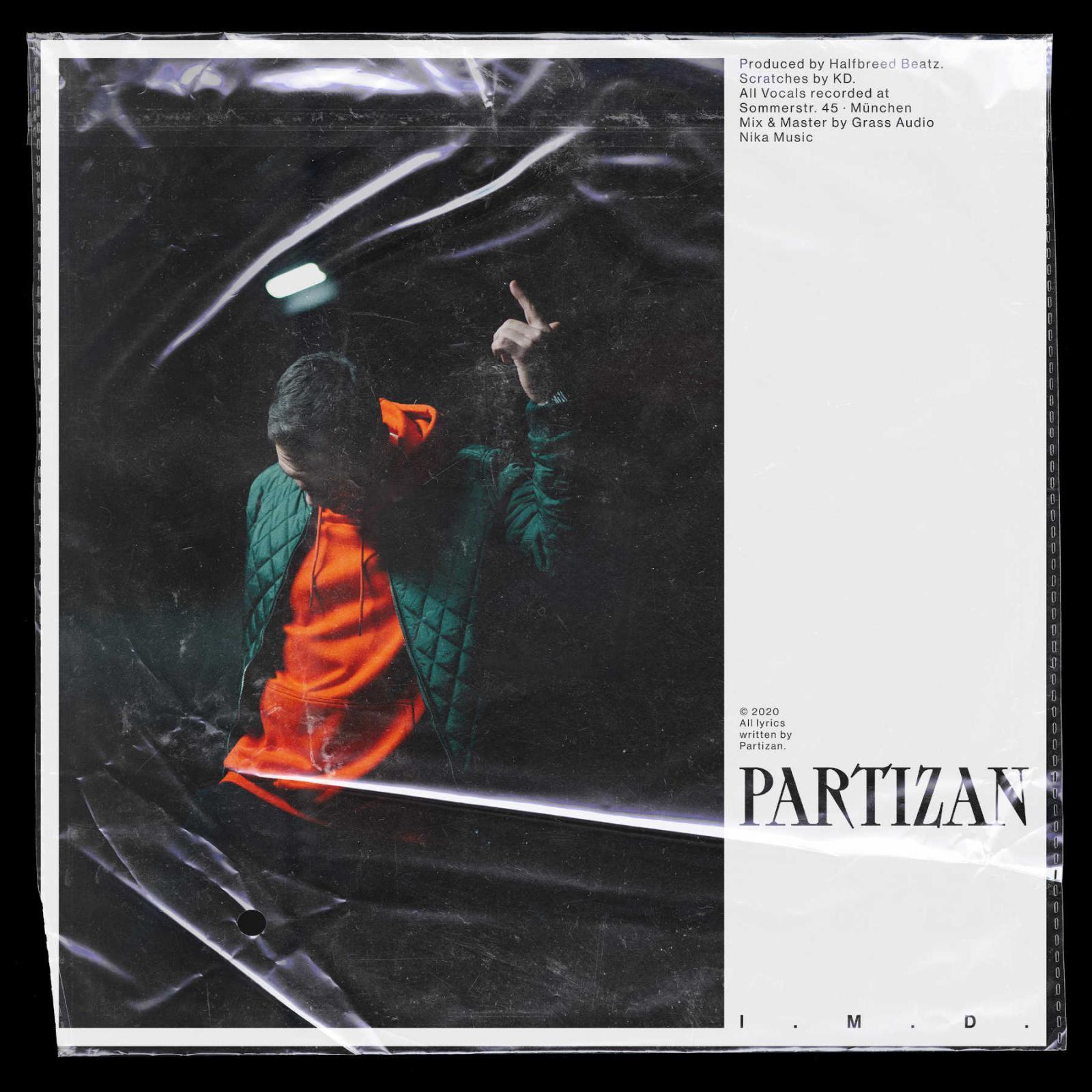 Upcoming: Partizan - I M D Feat. KD