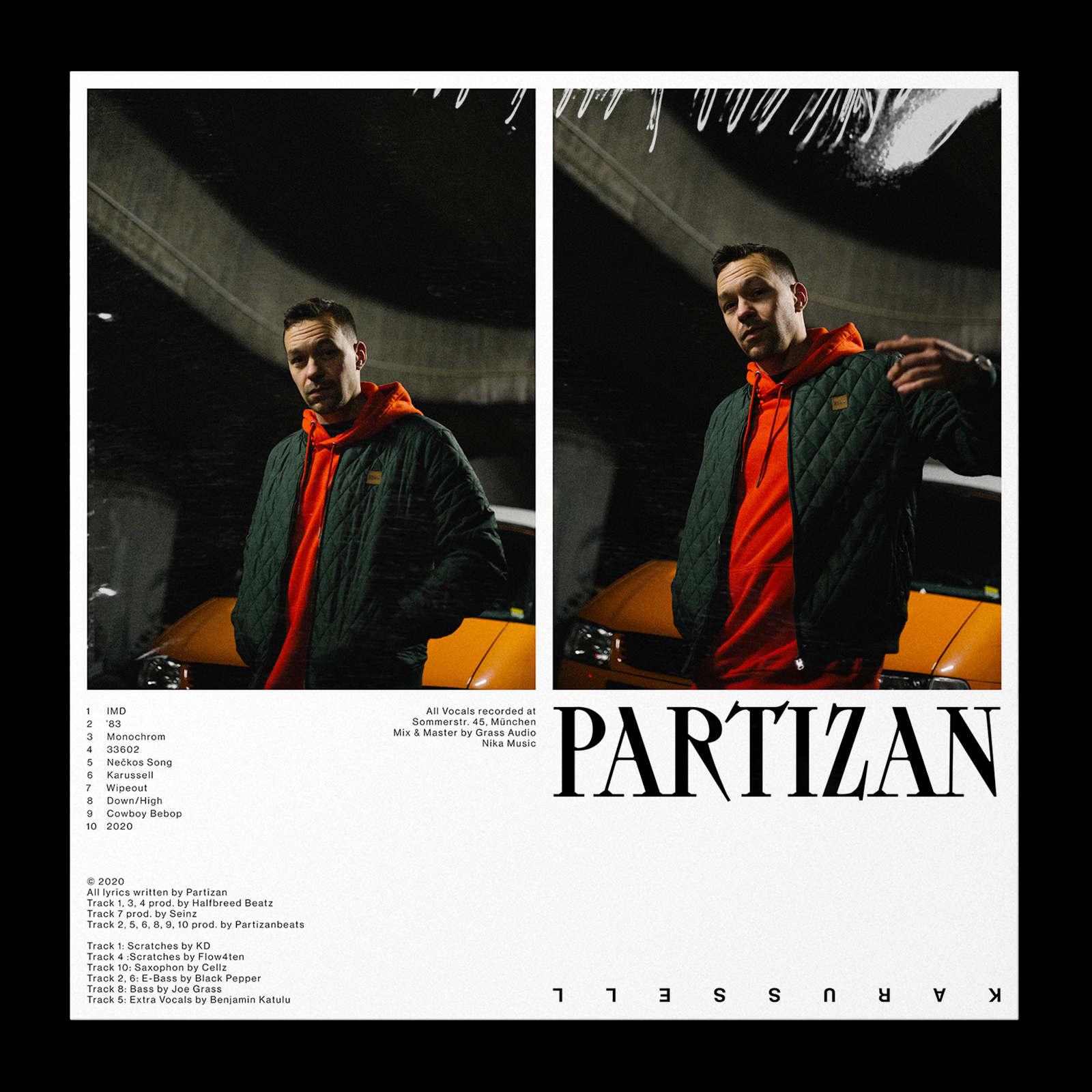 Upcoming: Partizan - Karussell LP