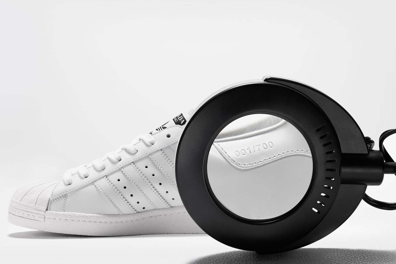 Seriennummer der Adidas-Prada-Kollabo