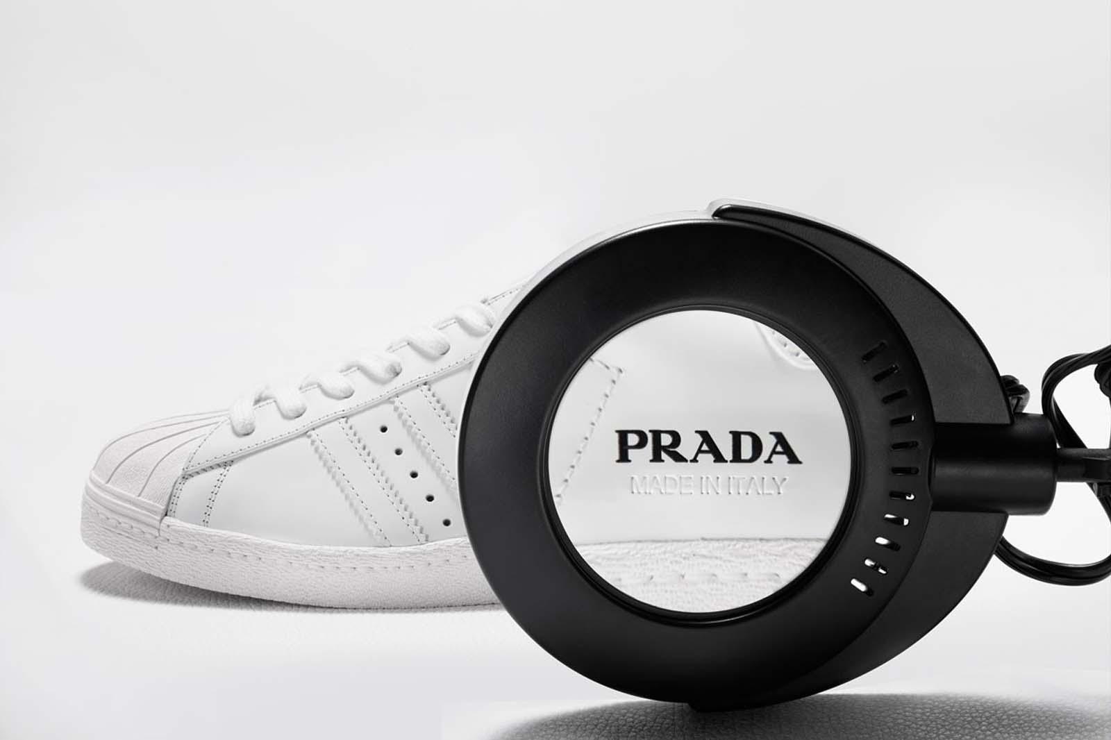 Prada & Adidas liefern erste Bilder & Release Date zur