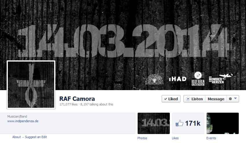 Veröffentlichen RAF Camora und Chakuza gemeinsames Album? / Update: Joshi Mizu auch dabei?