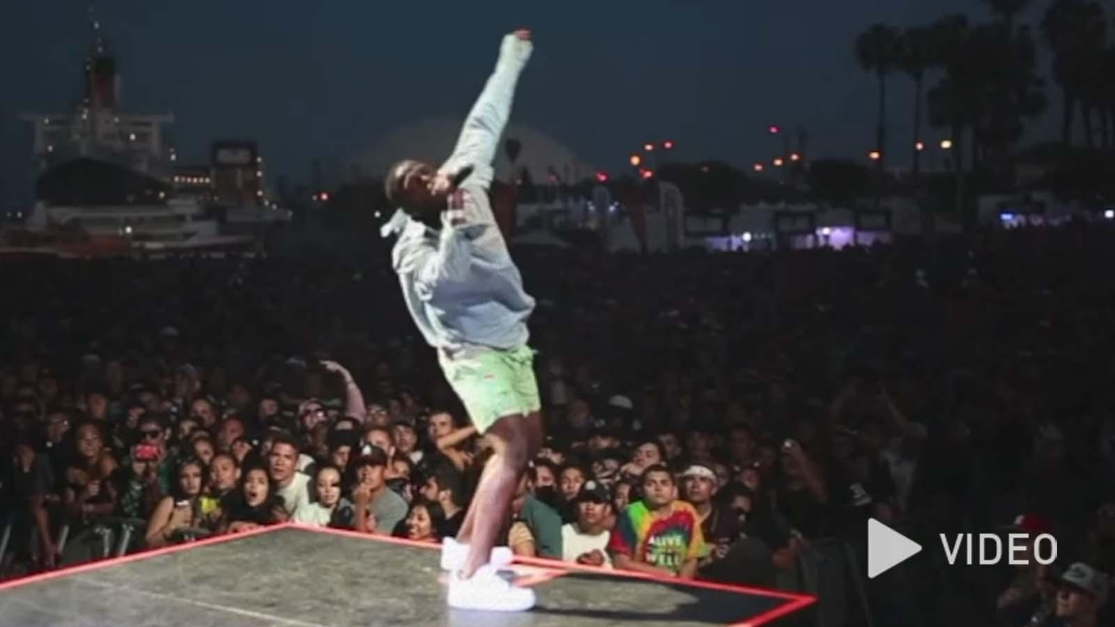 Isaiah Rashad ft. ScHoolboy Q – Runnin' [Video]
