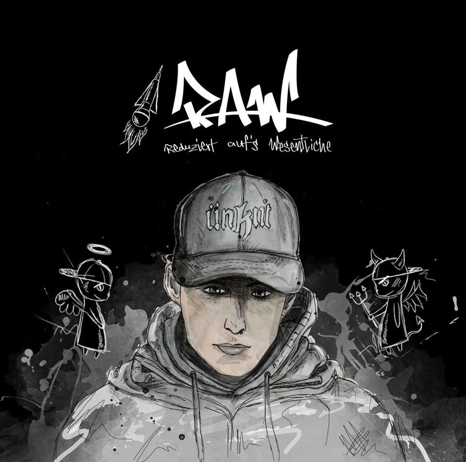 Upcoming: AdriNalin - RAW - Reduziert Auf's Wesentliche (EP)