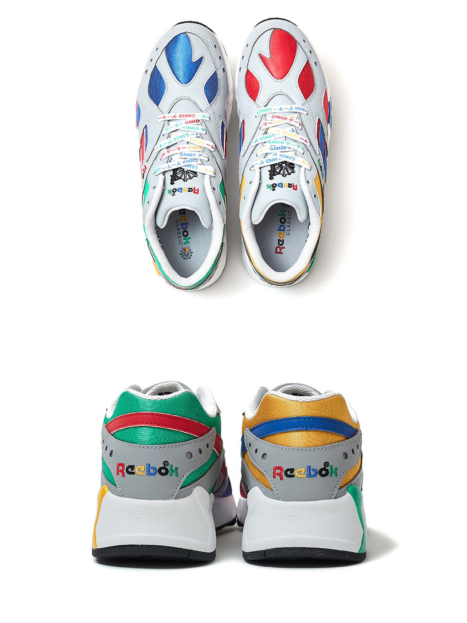 low priced 66edf 5d4ea Reebok & BILLY'S setzen mit dem Nintendo-Sneaker auf ...