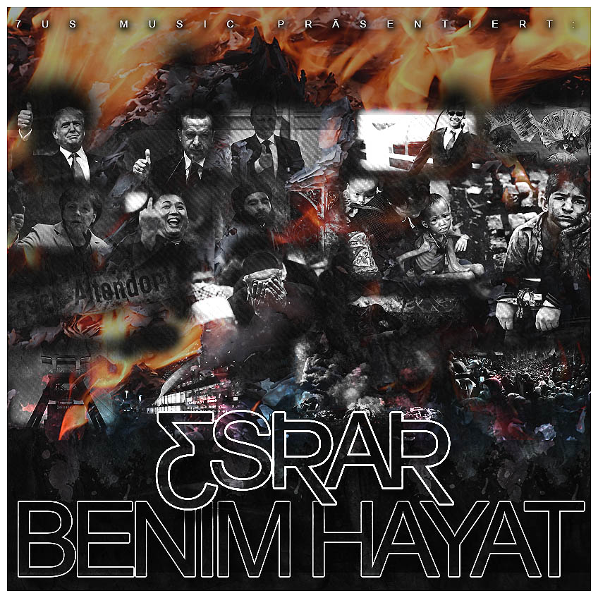 Upcoming: ESRAR - BENIM HAYAT (INTRO)