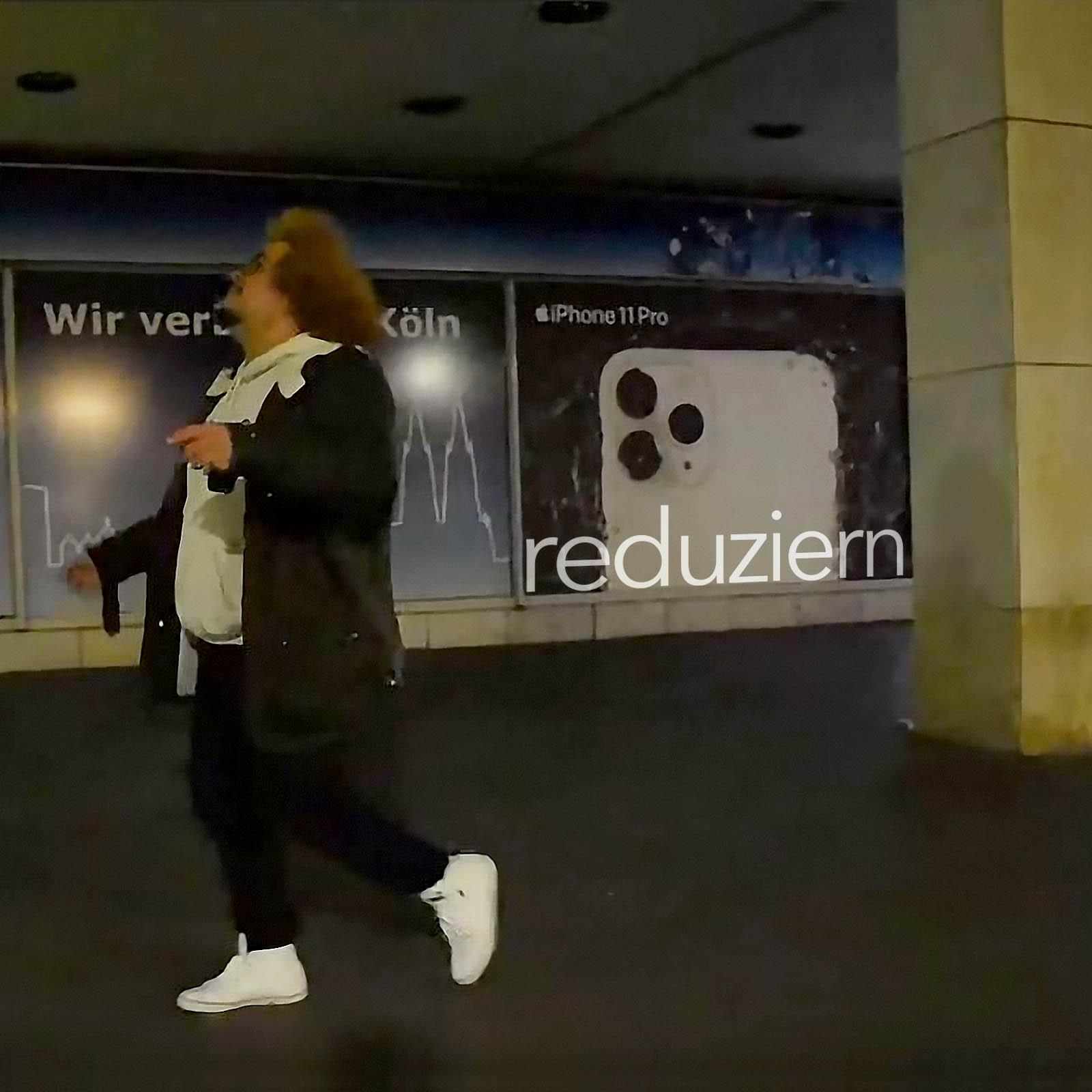 Upcoming: Jaaas - Reduziern (official Video)