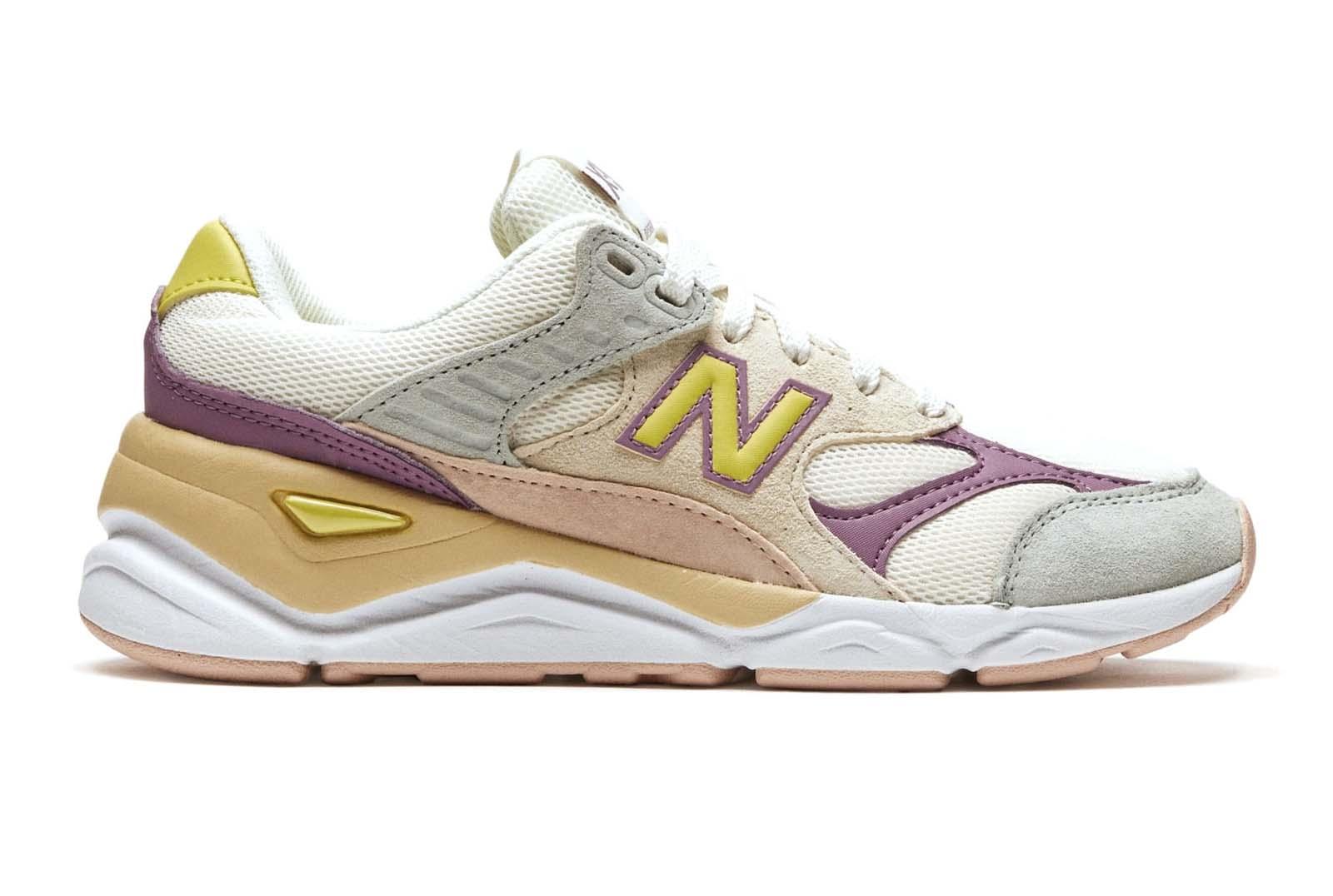 Sneaker von Reformation und New Balance