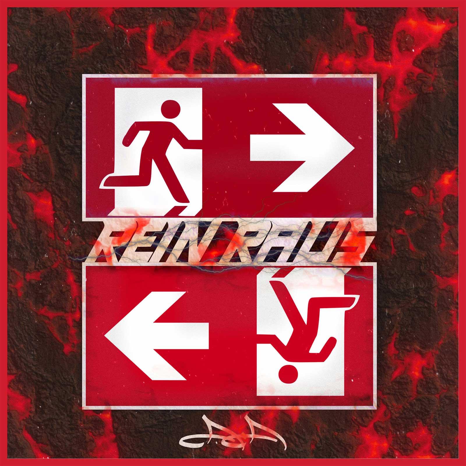 Upcoming: SLAYAR - REIN/RAUS Feat. PR!NT