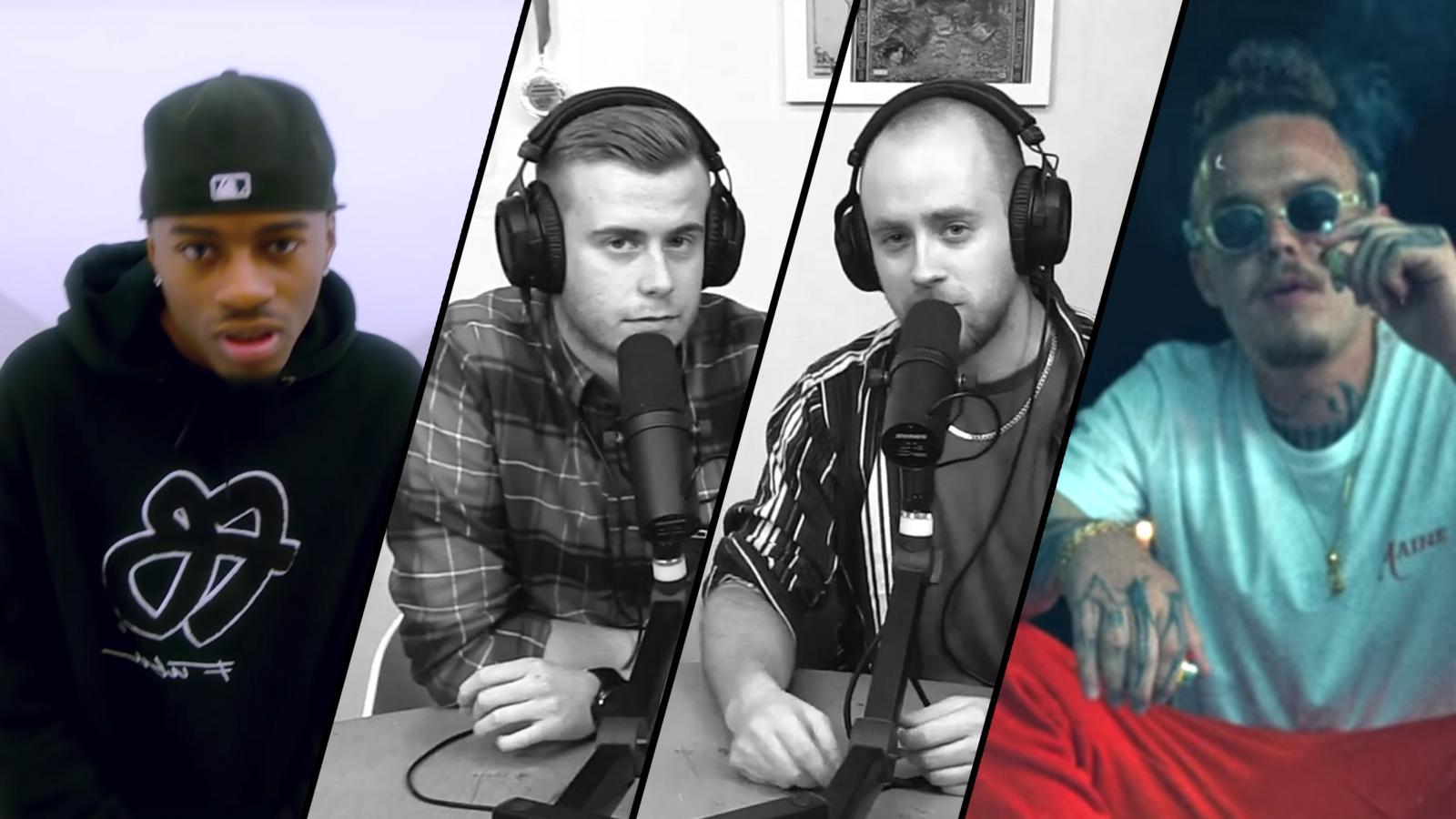 "Elias mit ""Benzo"", Estikay & Sido mit ""Fake"", Jamule, Sierra Kidd & mehr – Release Friday"