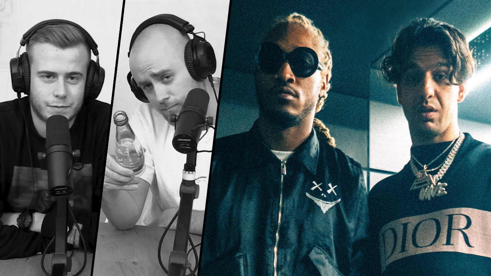 """Ufo361 droppt """"Big Drip"""" mit Future, Megaloh, reezy, Pöbel MC, Juju, Lori & mehr – Release Friday"""