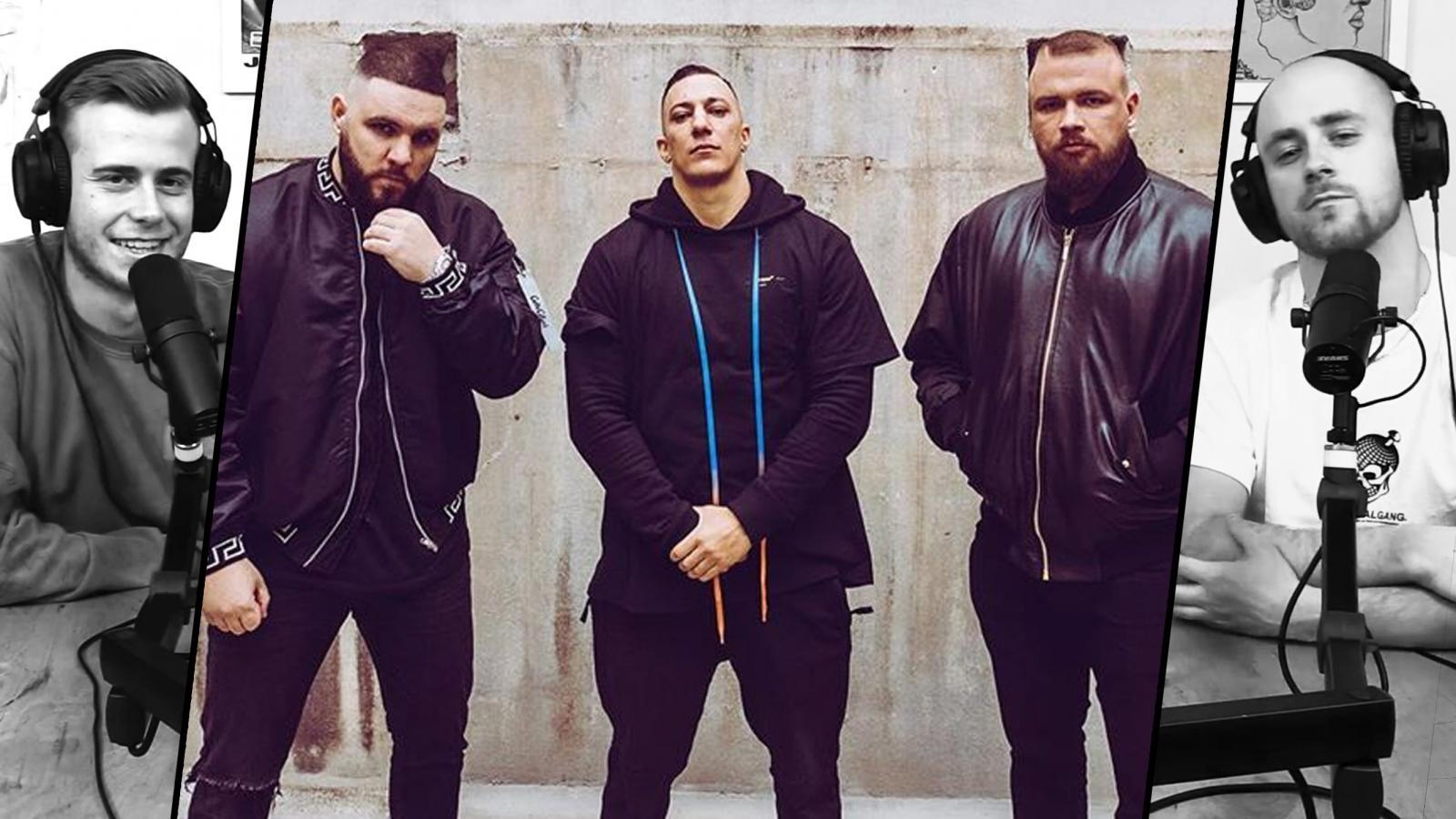 "Farid Bang, Kollegah & Fler sind ""Public Enemies"", Kianush & PA Sports –  Release Friday"