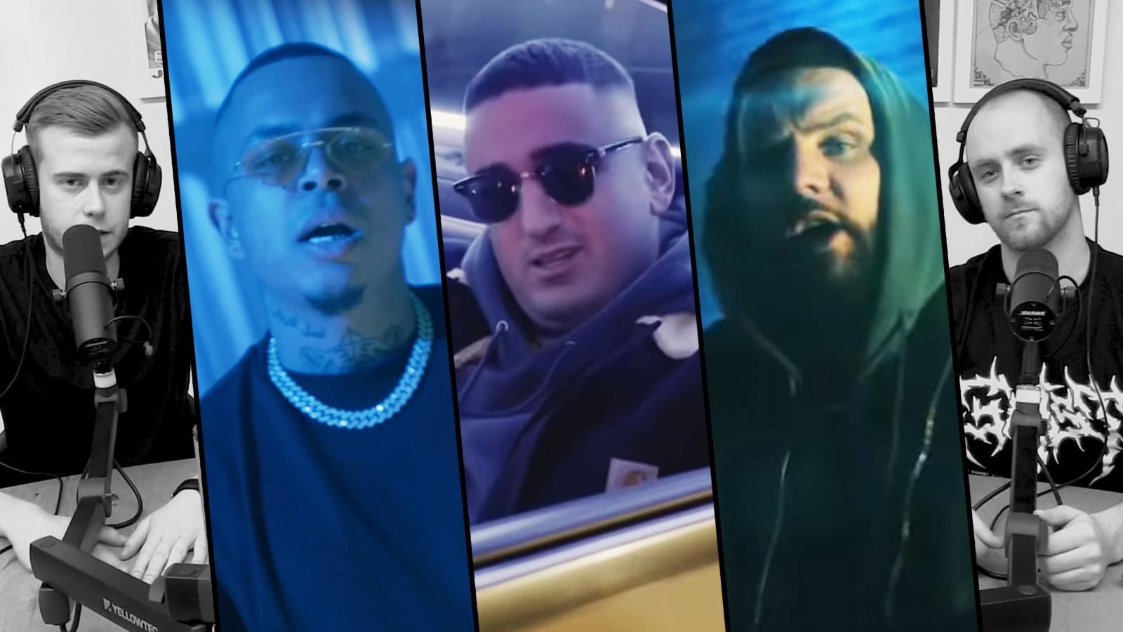 Luciano, Maaf, Haftbefehl, Milonair, Fler, Joker Bra, Mozzik & mehr – Release Friday