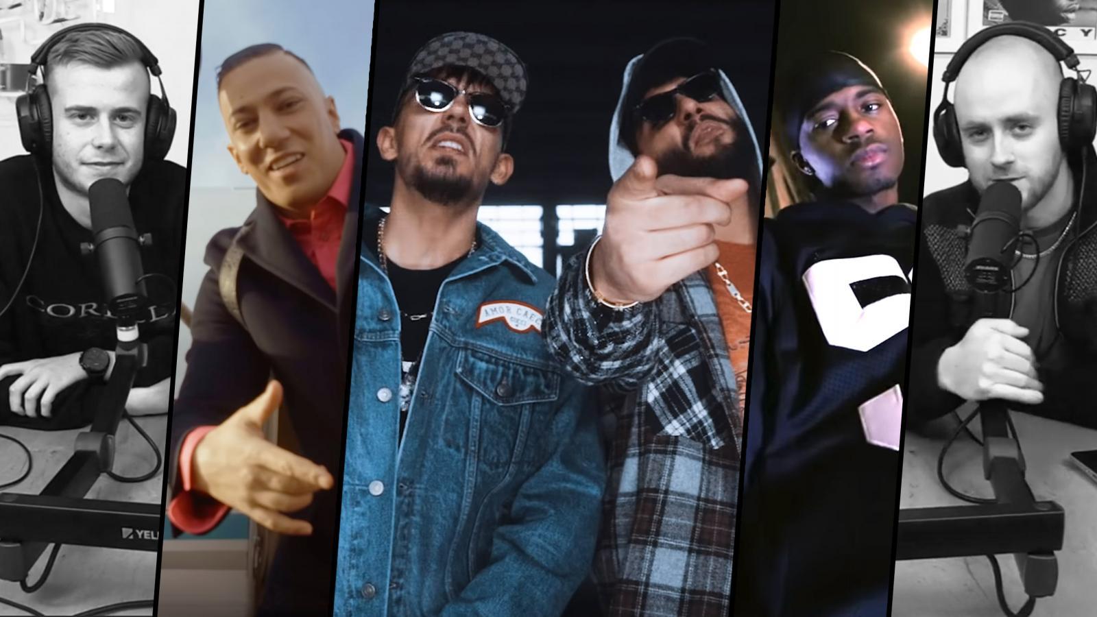 Capital Bra & Samra, Farid Bang, Elias, Capo, Ansu, CGoon & mehr –  Release Friday